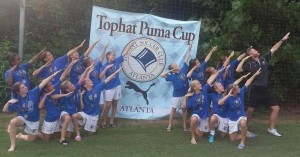 Mark Champion, Tennessee Soccer Club, Tophat, Puma Cup, youth, soccer, Atlanta