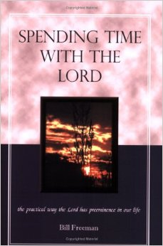 Five on Fifteen, Bill Freeman, Spending Time with the Lord, Book Review